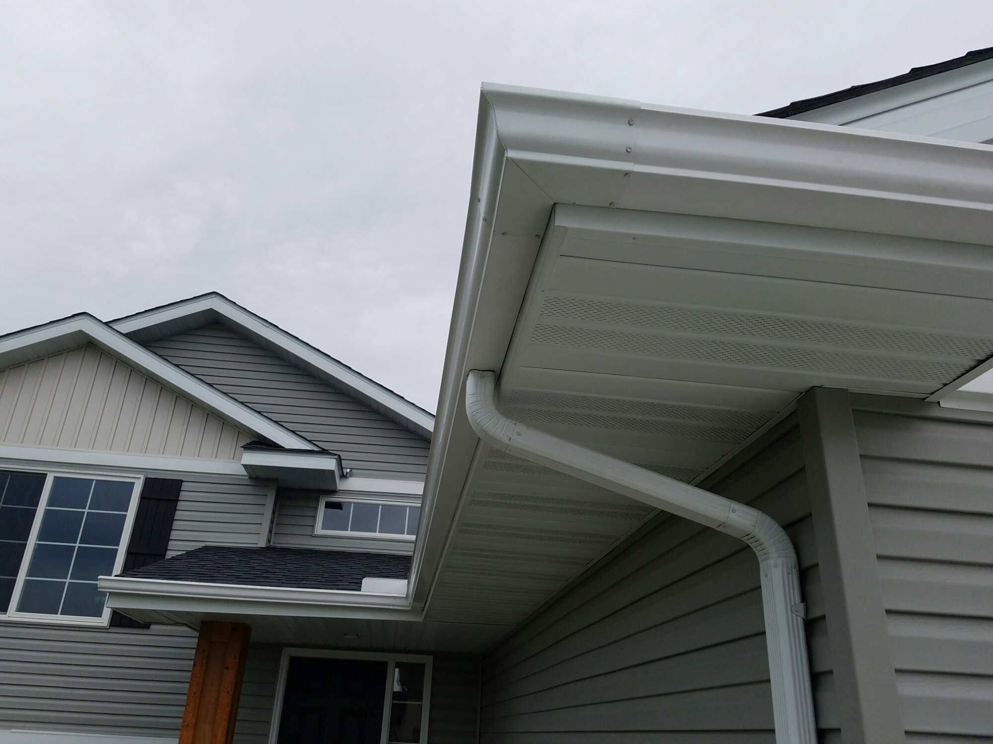 New Prague Gutters Schmidt Seamless Gutters Llc New